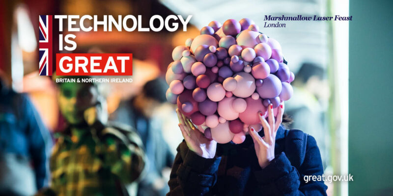 Marshmallow Laser Feast, Technology, Social