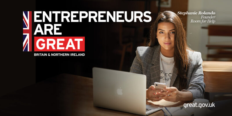 Stephanie Rolando, Entrepreneurs, Social